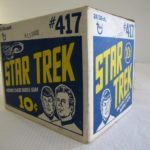 Topps Star Trek 1976 case