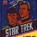 Topps Star Trek 1976 NZ wrapper