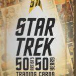 50 Years, 50 Artists Star Trek Card Box
