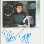 TNG Portfolio Series One Autograph Variant