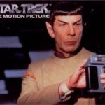 Unreleased Movies Spock AF Card
