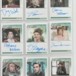 TNG Portfolio Series 2 Autograph Cards