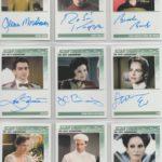 TNG Portfolio 1 Autograph Cards
