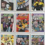 TNG Portfolio 1 Comic Cards