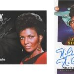 Unreleased Nichols auto cards