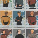 TNG Porftolio Series 2 Universe Gallery Card