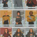 TNG Portfolio 1 Universe Gallery Cards