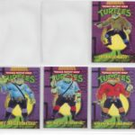 TMNT Action Figure Cards