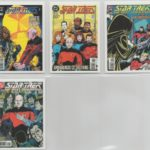 TNG Portfolio Series 2 Comic Cards