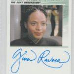 TNG Portfolio Series 2 Autograph Variants