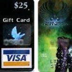 Nemesis Credit Card Set