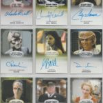 50th Anniversary Autograph Cards
