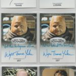 50th Anniversary Autograph Variant Cards