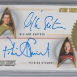 50th Anniversary 9-Case Incentive Dual Autograph Card