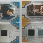 50th Anniversary Variant Relic Cards