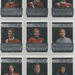 50th Anniversary Captain's Cards