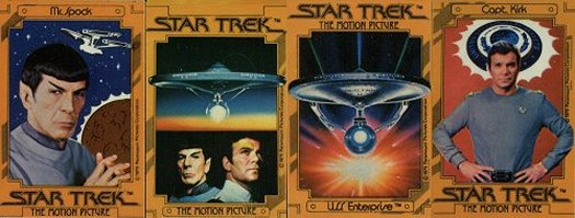 Star Trek CCG The Motion Pictures TMP RARE PLUS CARDS 2//3