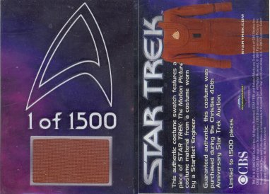 The Star Trek Cards That Just Don't Fit Anywhere — Star Trek Card