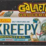 Galactic Groceries Promo Card GG-P5