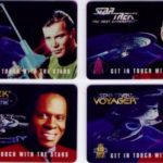 QVC 4 Captains and Ships Set