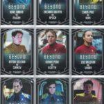 Star Trek Beyond Pin Card Backs