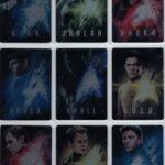 Star Trek Beyond Movie Poster Cards