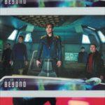 Star Trek Beyond Promo Cards