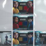 Star Trek Beyond Dual Character Relic Cards