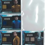 Star Trek Beyond Dual Costume Cards