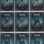 Star Trek Beyond Pin Cards
