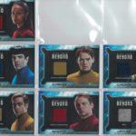 Star Trek Beyond Single Relic Cards