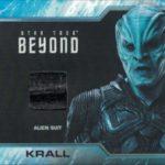 Star Trek Beyond Single Thick Relic Cards