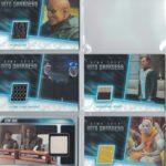 Star Trek Beyond Relic Cards