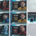 Star Trek Beyond Relic Card Variants